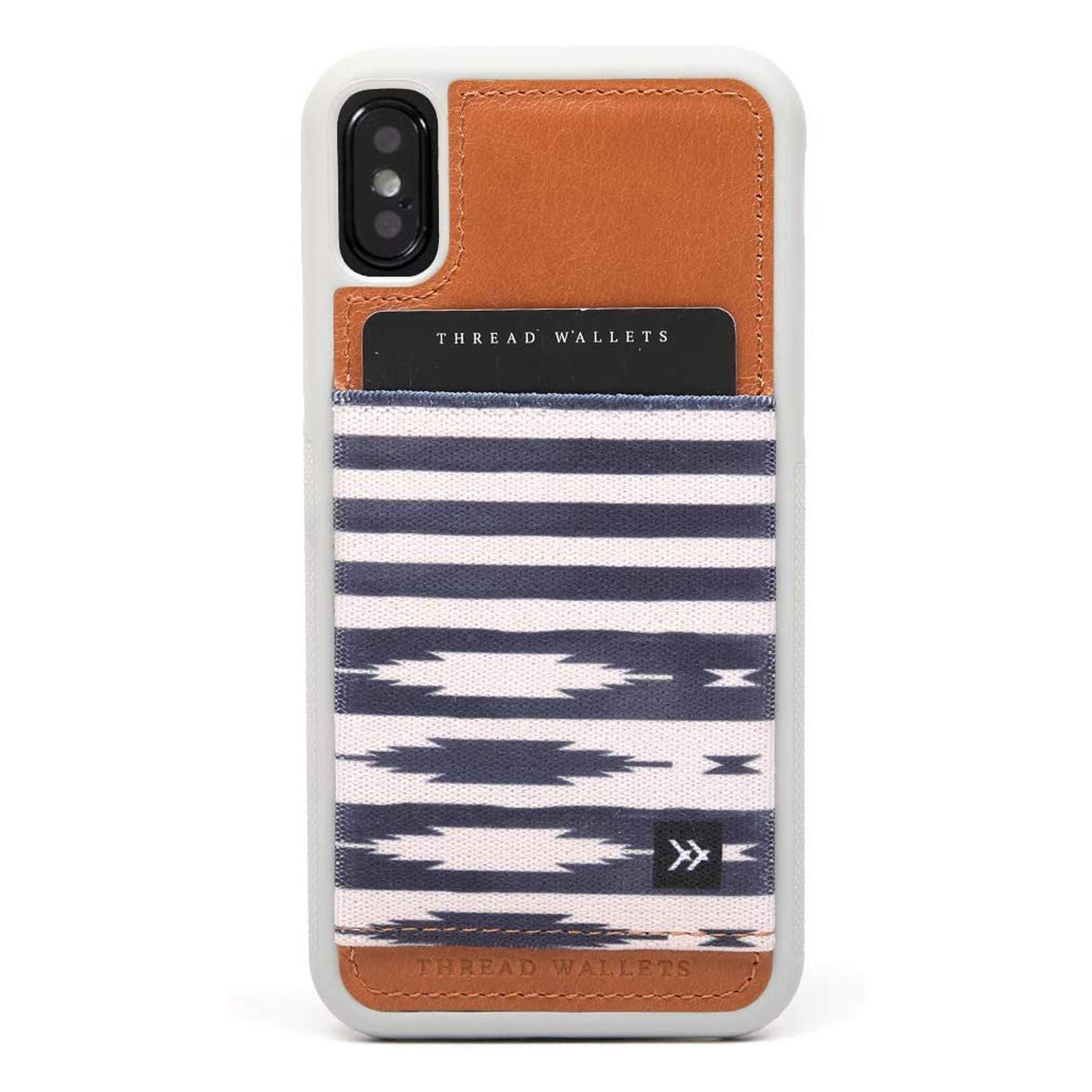 Thread Wallets Slim Minimalist iPhone Wallet Case