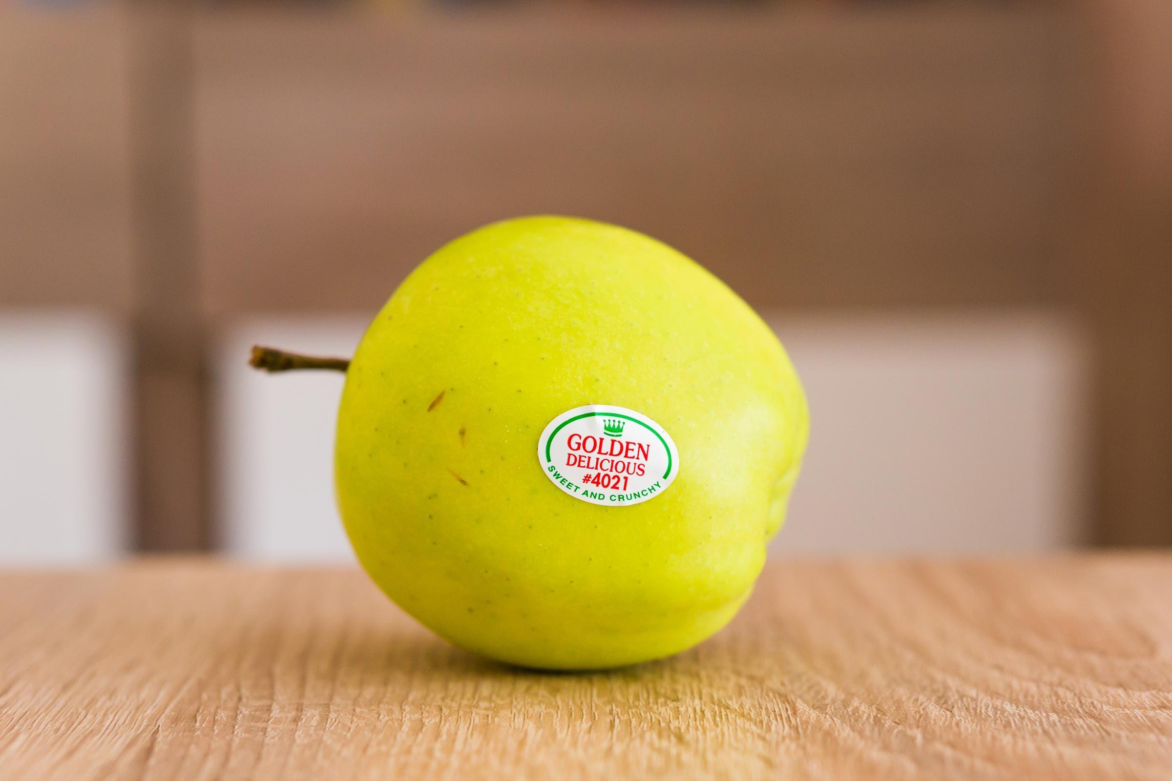 apple sticker fruit
