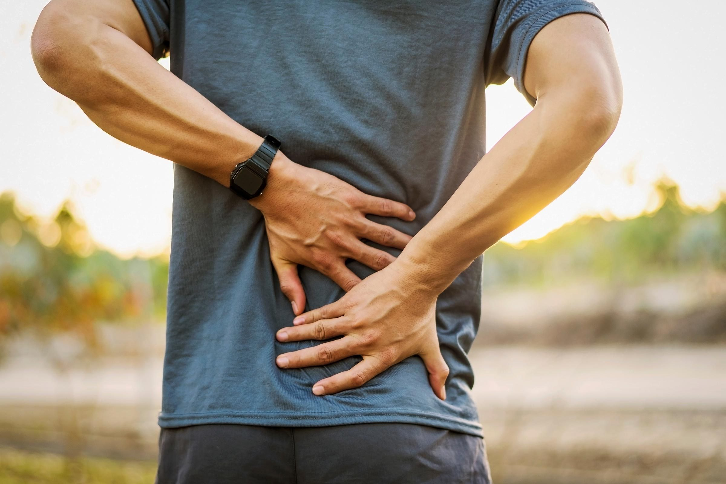 back pain arthritis