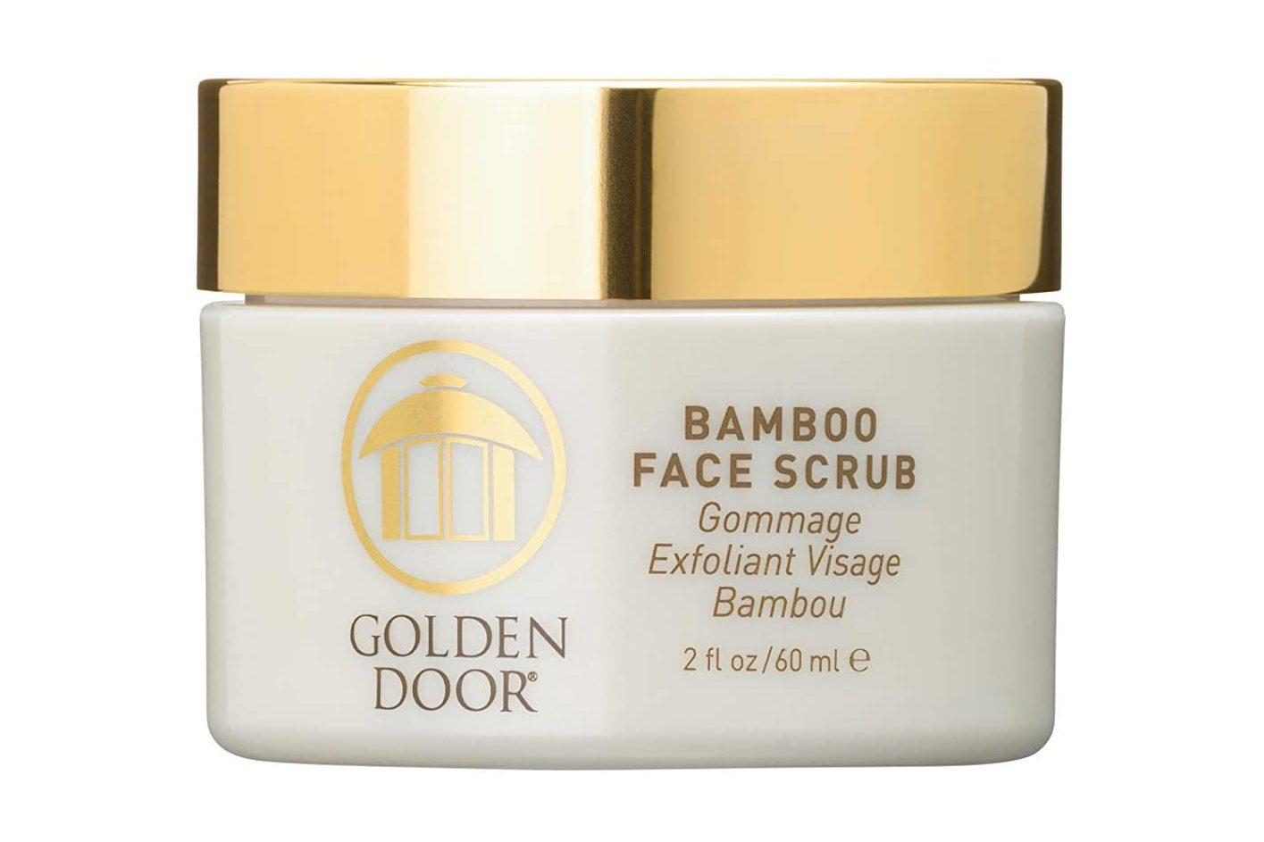 Bamboo Face Scrub