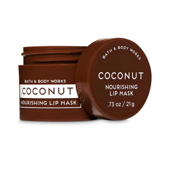 Bath & Body Works Coconut Nourishing Lip Mask