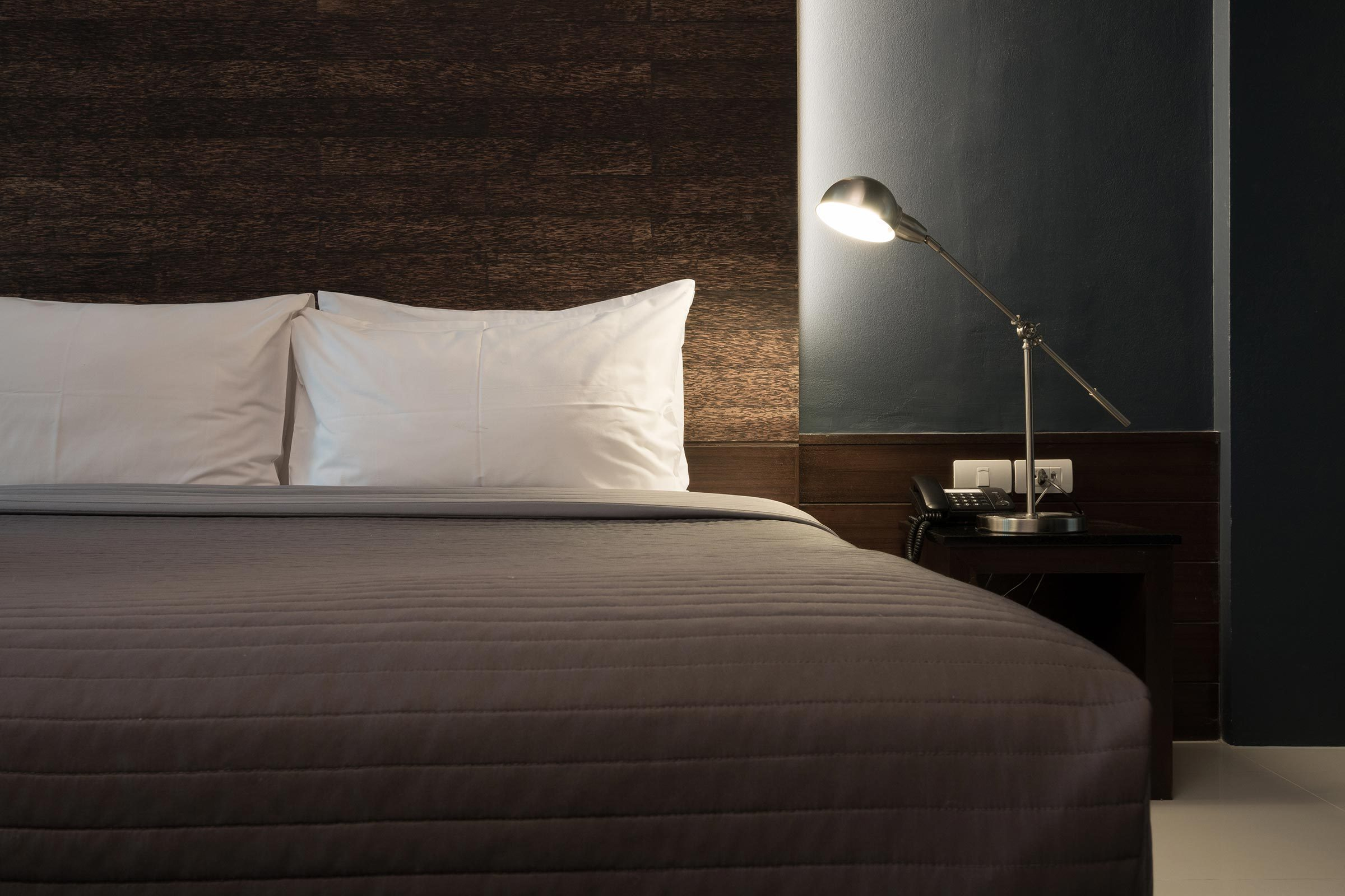 bed night light