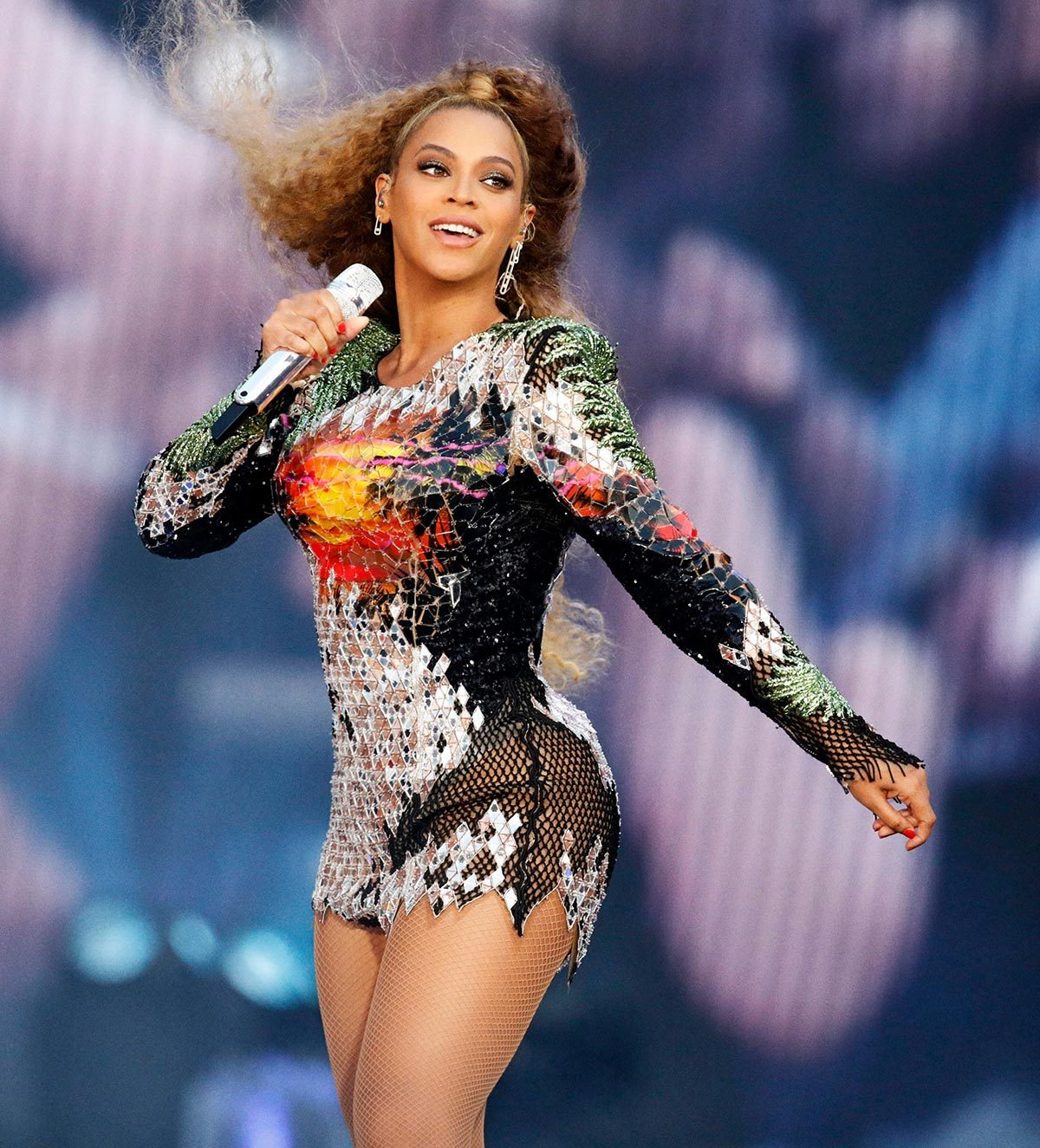 Beyonce and Jay-Z in concert, 'On The Run II Tour', Cologne, Germany - 03 Jul 2018