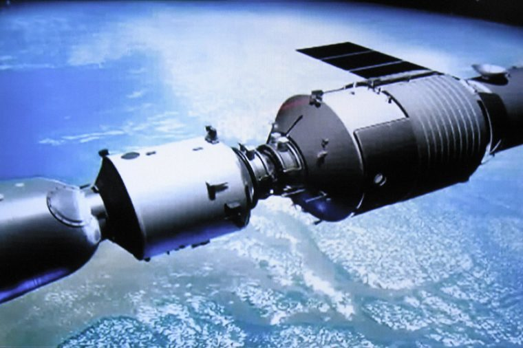 China to attempt first space docking - 26 Oct 2011