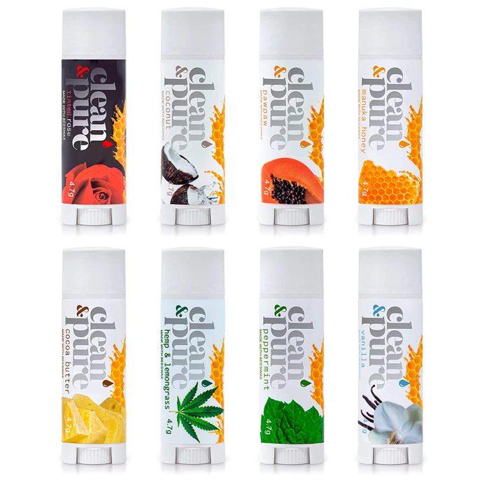 Clean & Pure Queen Bee Lip Balms