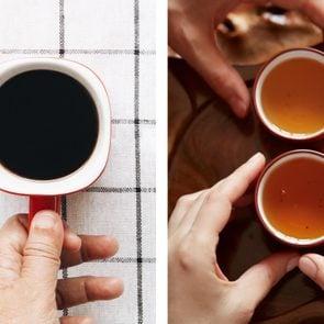 coffee-tea hands