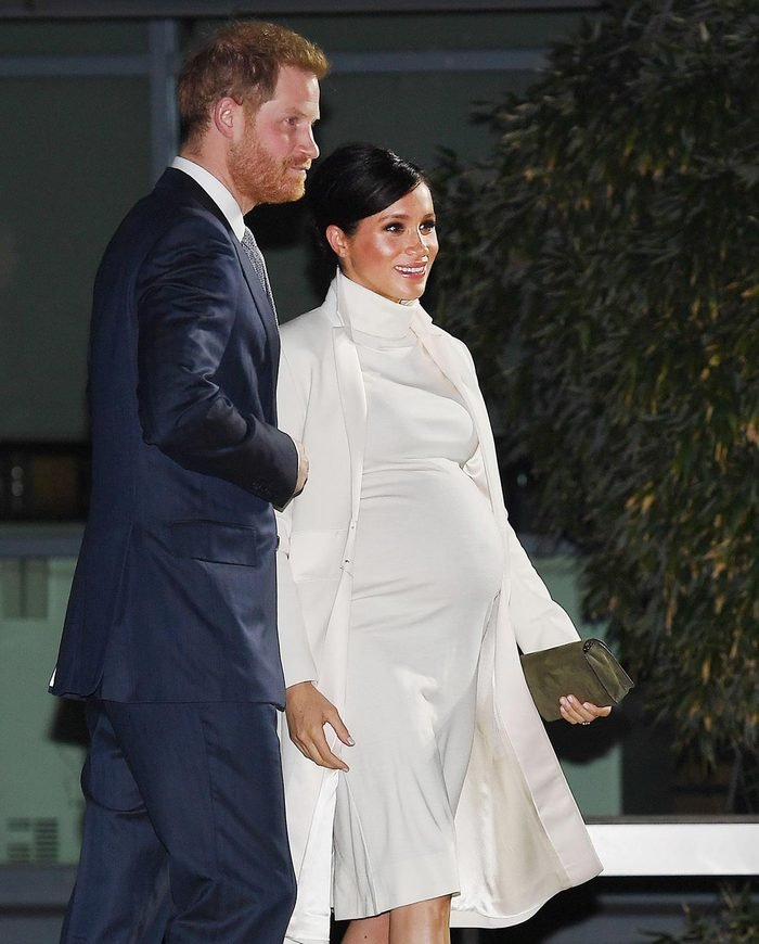 Duke and Duchess of Sussex visit Natural History Museum in London, United Kingdom - 12 Feb 2019