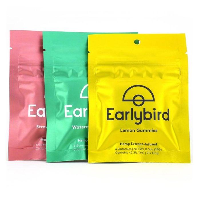 Earlybird Full Spectrum CBD Gummies