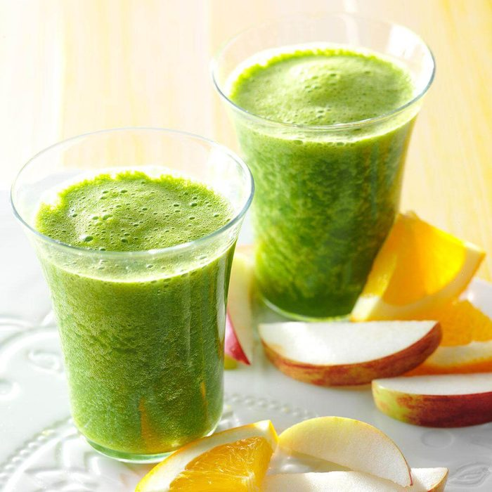 Inspired by: Greens 'n Ginger Smoothie