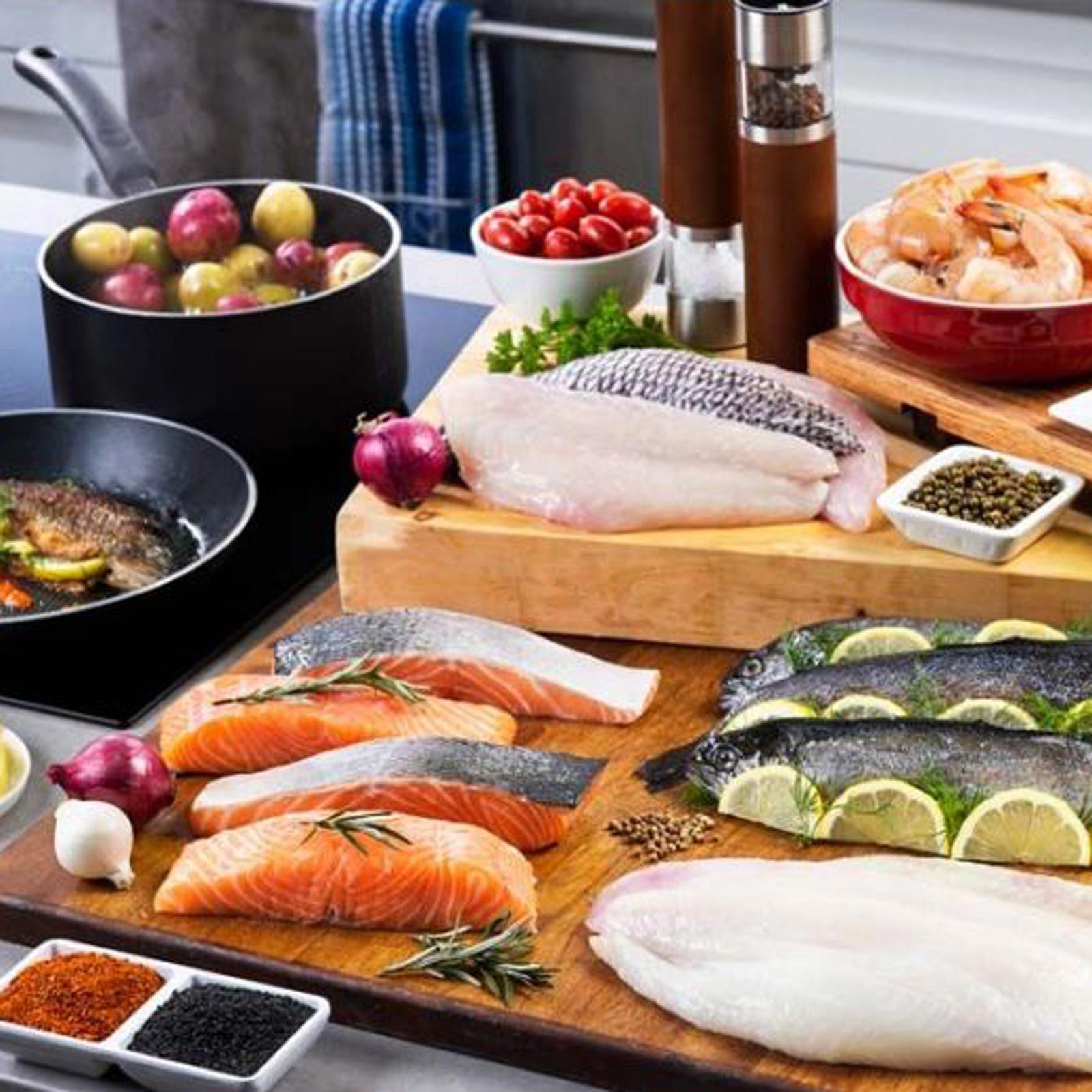 Fulton Fish Market Ocean Feast Bundle