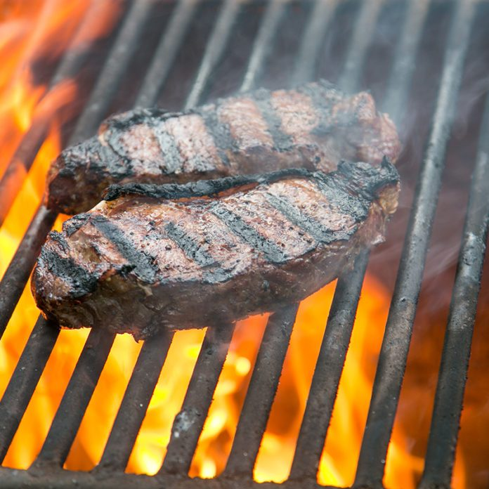 The Surprising Reason You Don't Want to Have Steak with Grill Marks