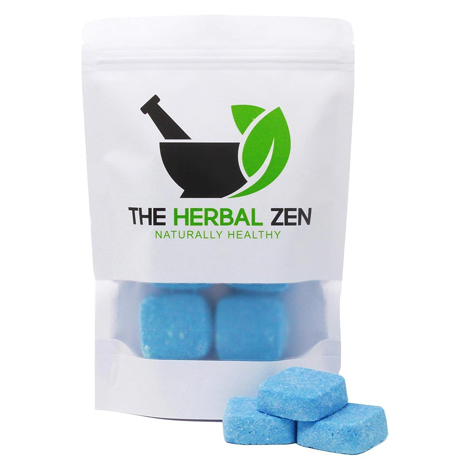 The Herbal Zen Cold Kicker Shower Steamers