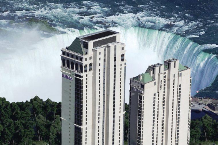 Hilton Niagara Falls/Fallsview Hotel & Suites