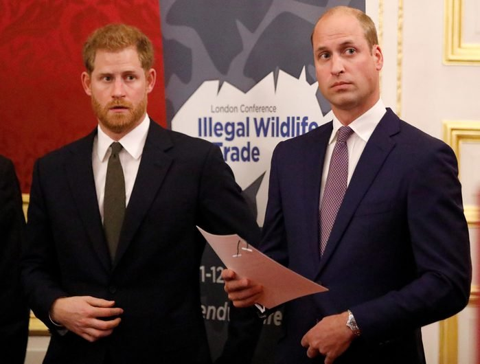 Illegal Wildlife Trade Conference, London, UK - 10 Oct 2018