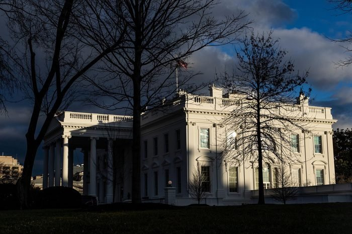 Meeting with Republican lawmakers, The White House, Washington DC, USA - 24 Jan 2019