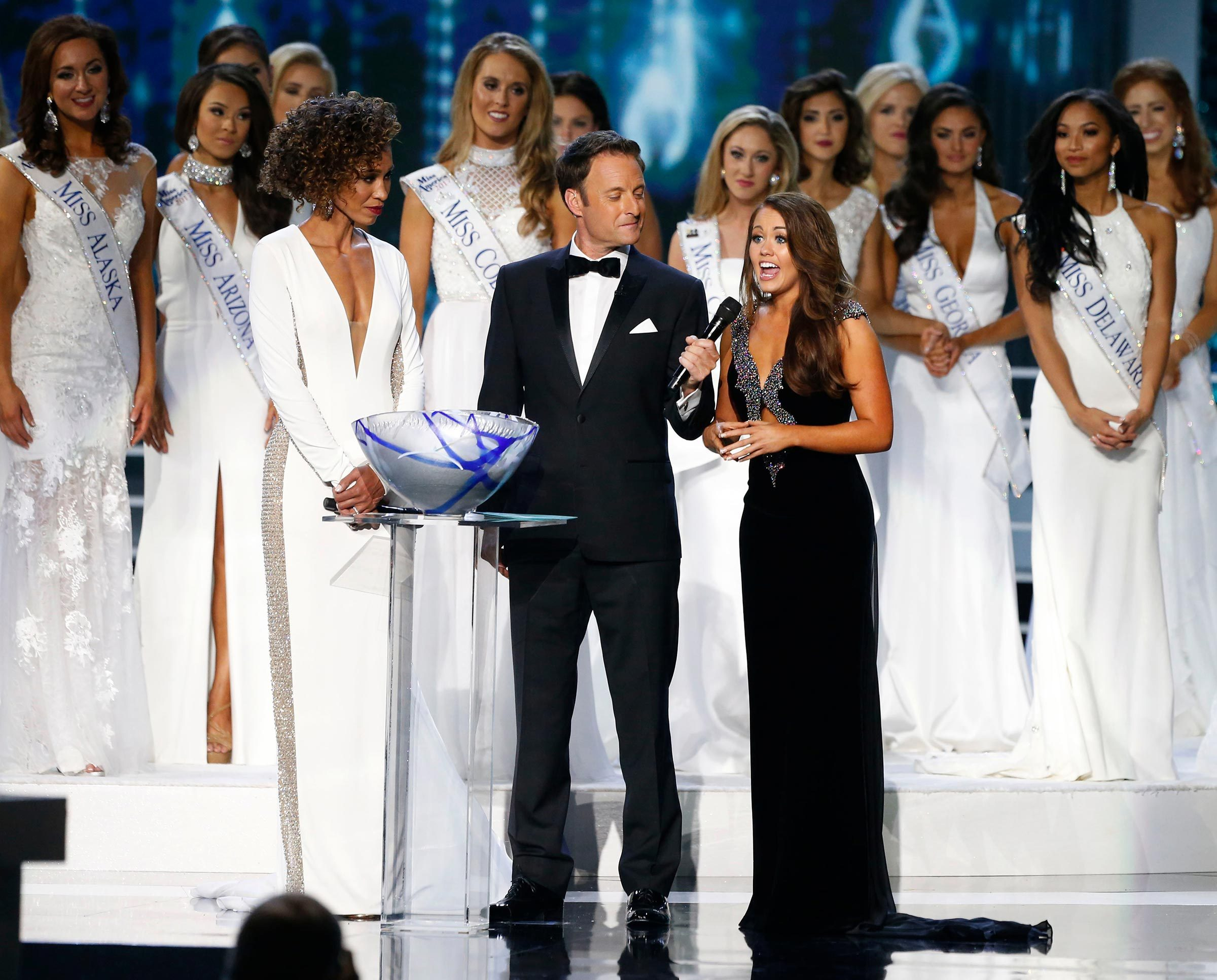 Miss America, Atlantic City, USA - 10 Sep 2017
