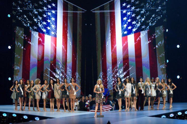 Miss Universe Pageant, Show, Bangkok, Thailand - 17 Dec 2018