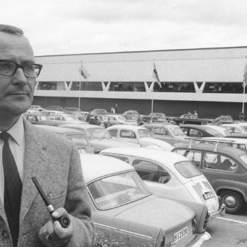 Here's What IKEA Looked Like When the First Store Opened in 1958