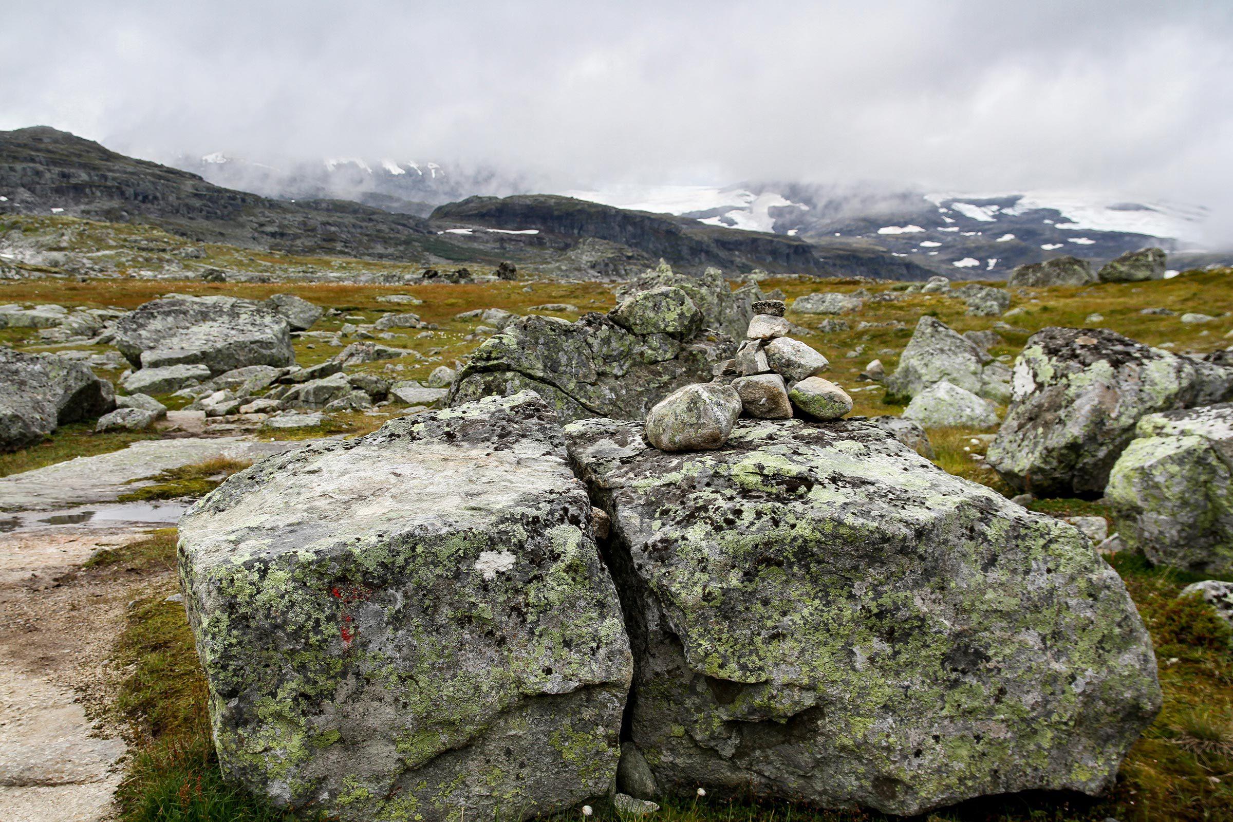 Finse, Hardangervidda, National Park in Norway