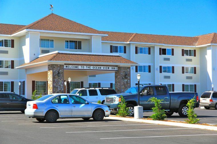 Ocean View Inn & Suites