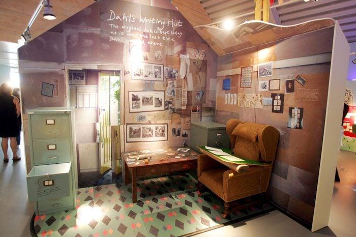 OPENING OF THE ROALD DAHL MUSEUM, GREAT MISSENDEN, BUCKINGHAMSHIRE - 10 JUN 2005