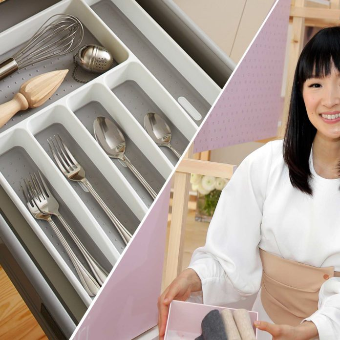 The Most Important Thing to Organize in Your Kitchen, According to Marie Kondo