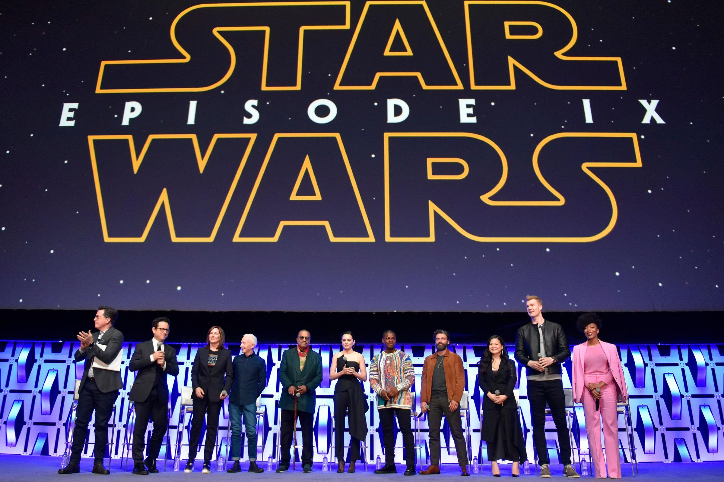 star wars panel celebration event