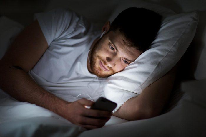 man night phone