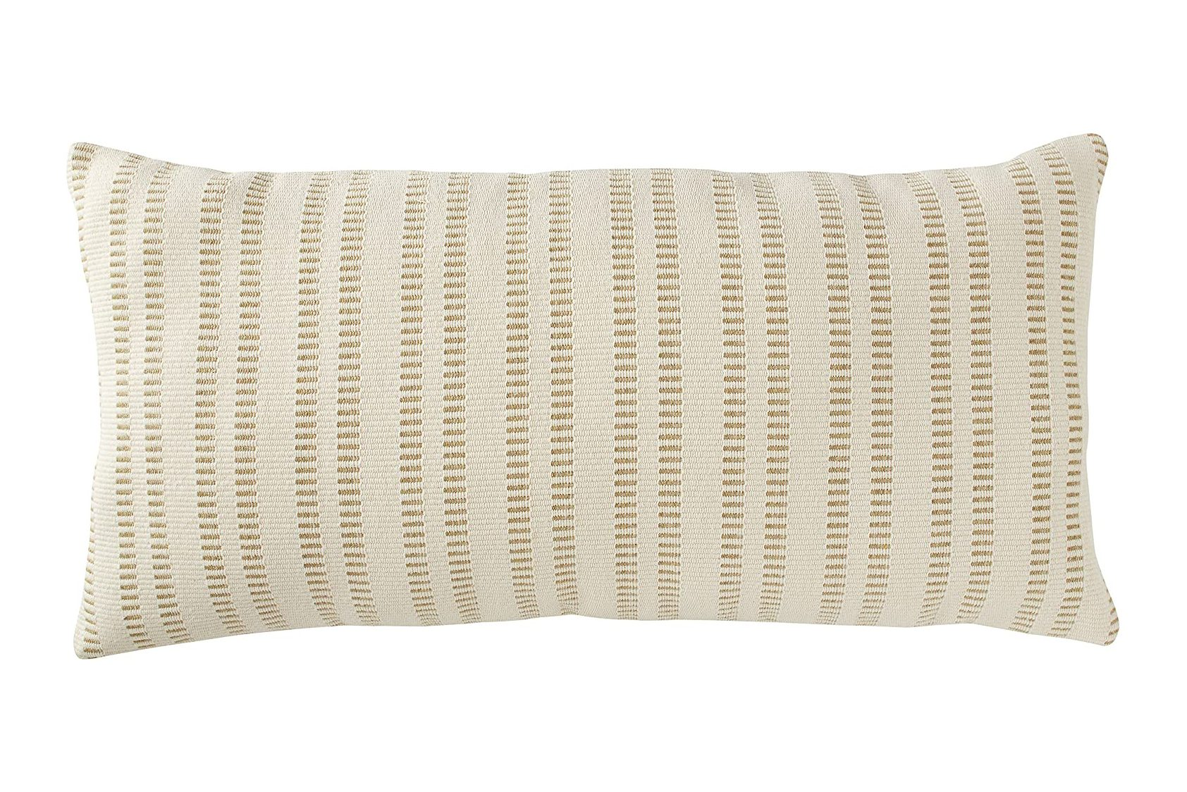 Stone & Beam French Laundry Stripe Pillow