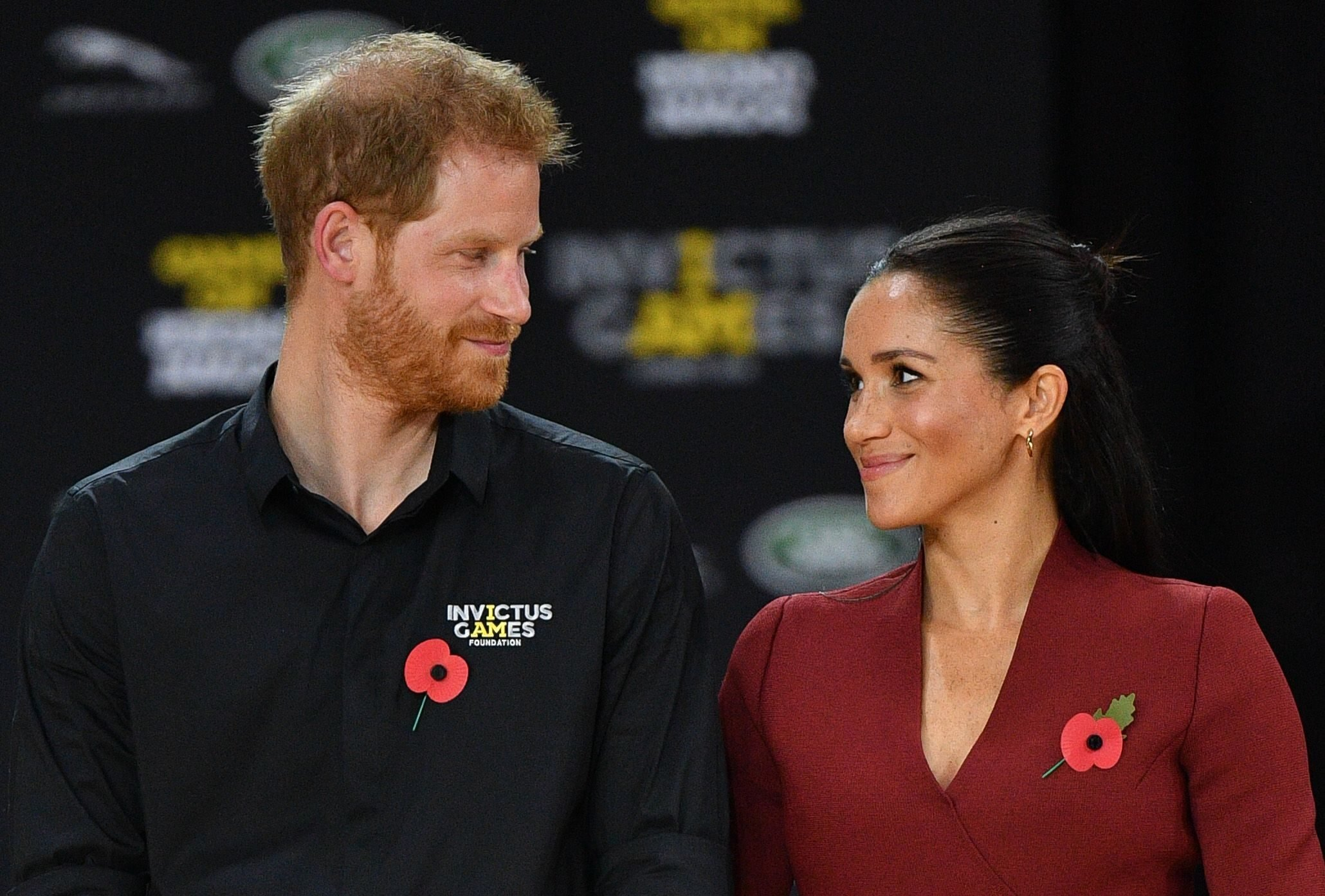 Prince Harry and Meghan Duchess of Sussex tour of Australia - 27 Oct 2018