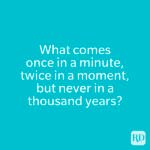 50 Easy Riddles (with Answers) Anyone Can Solve