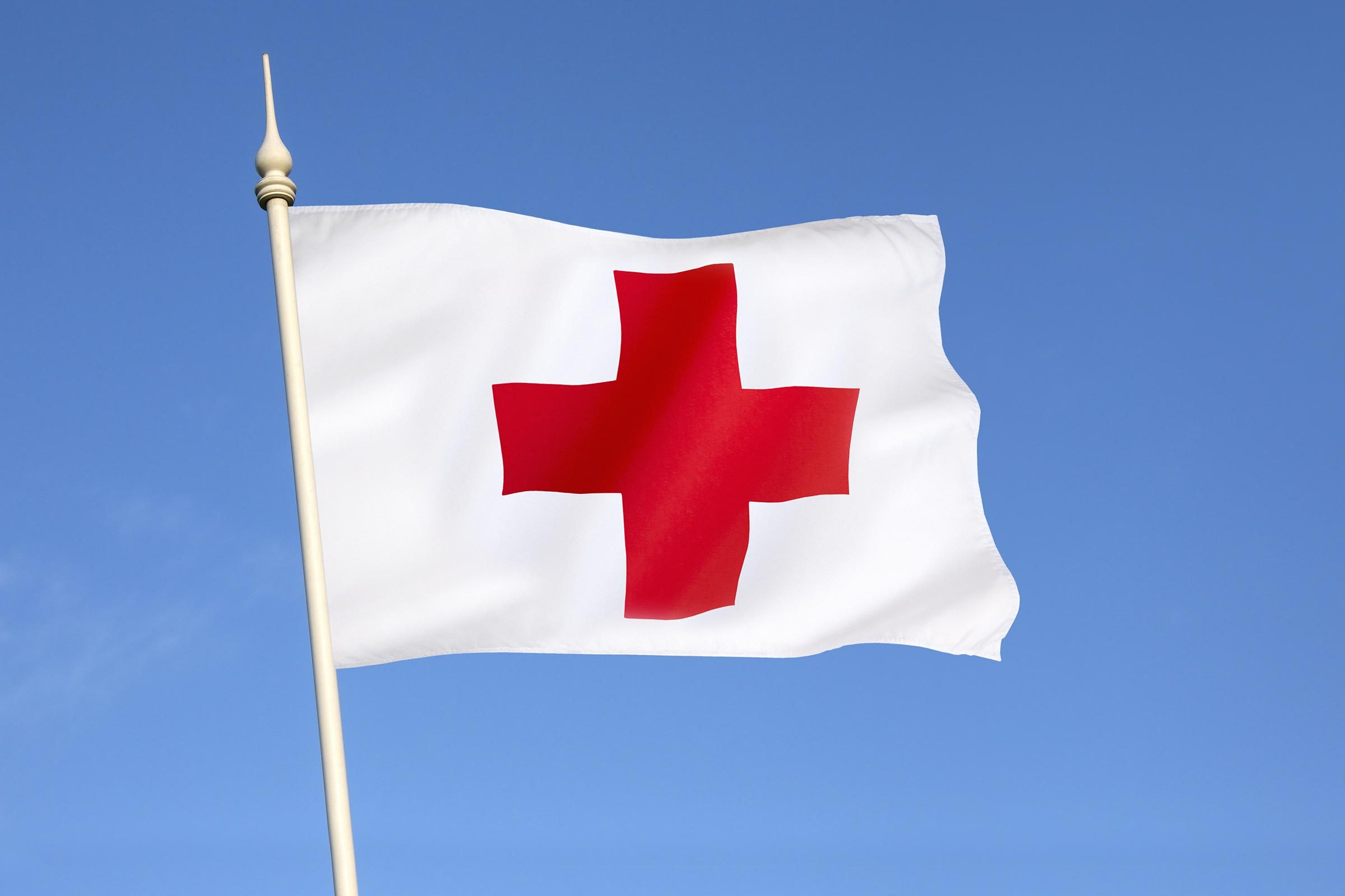 Flag of the Red Cross