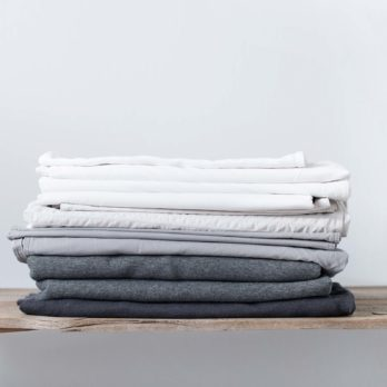 The Easiest Way to Fold a Fitted Sheet