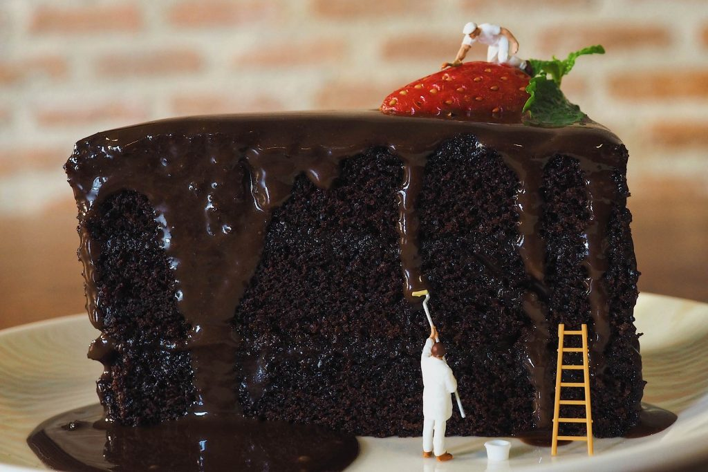Difference Between Chocolate And Devil S Food Cake