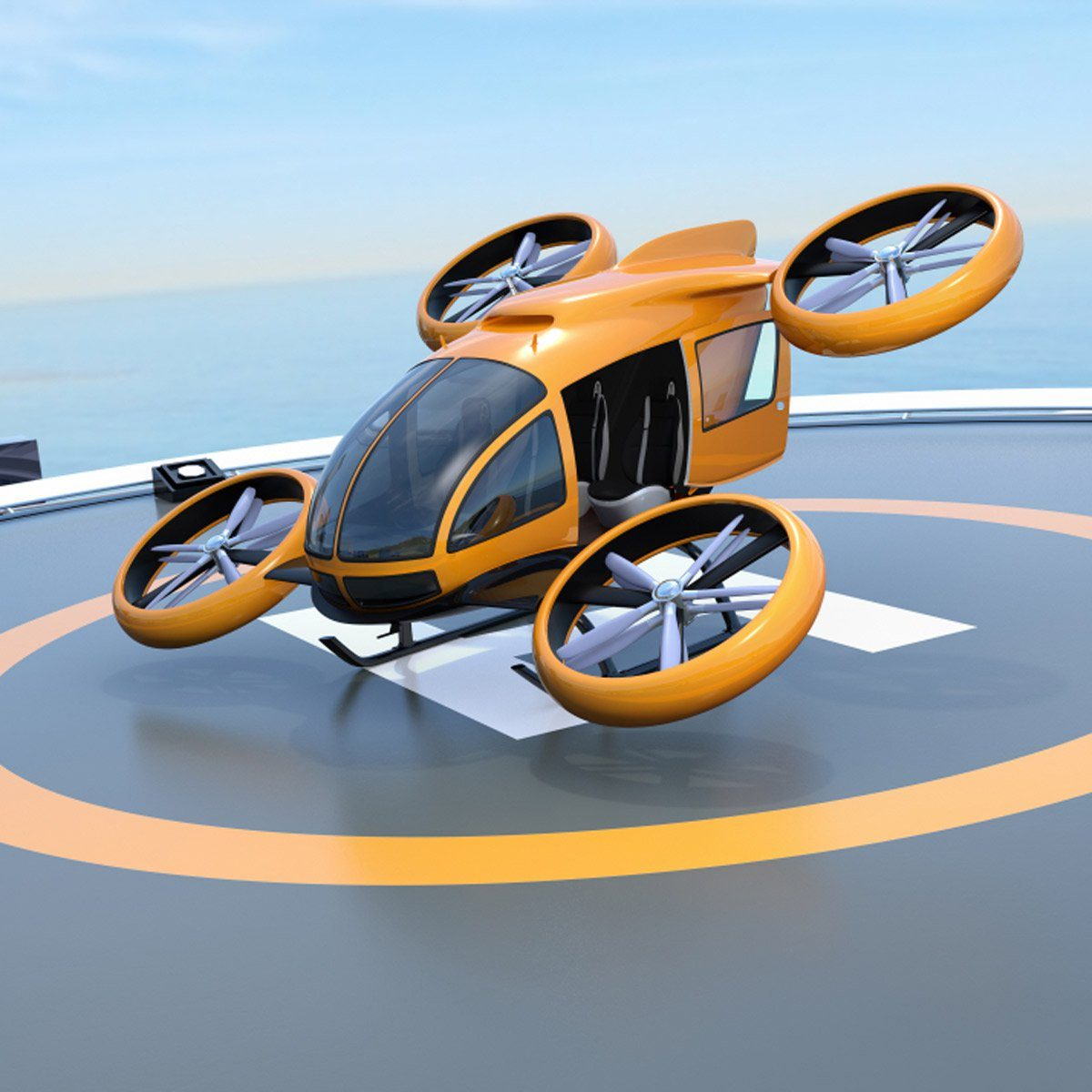 drone car drone helicopter