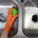 Use This Genius Tip to Polish Your Stainless Steel Sink