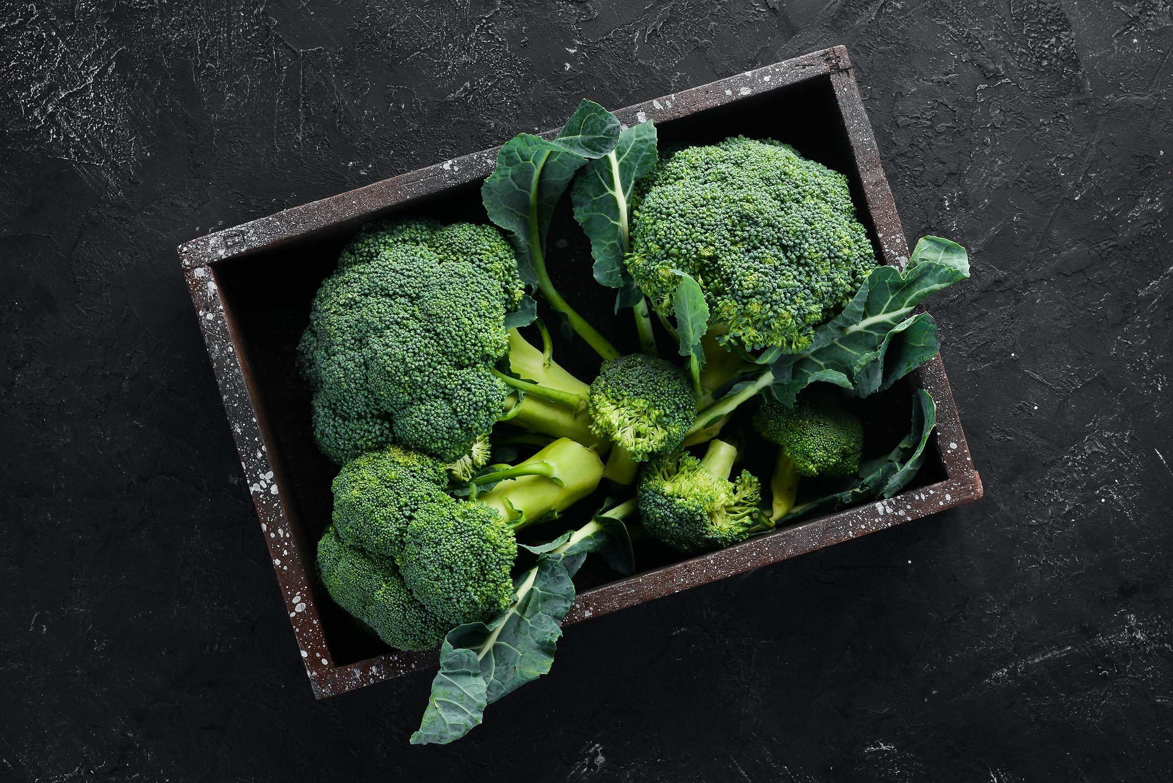10 Foods with More Fiber Than Broccoli