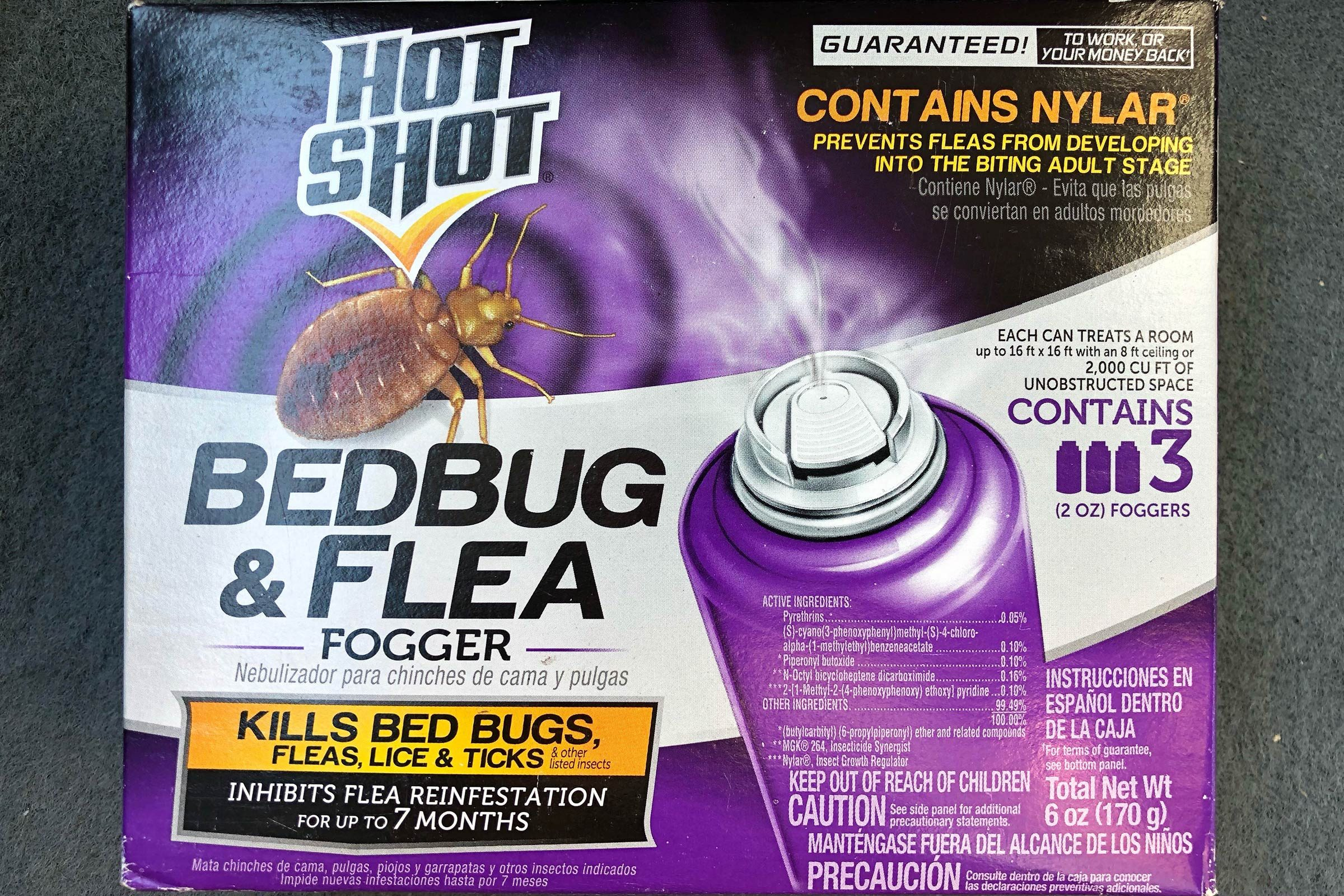 Why Bed Bug Sprays and Repellents Might Make Your Problem Worse