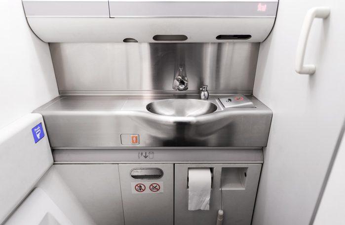 airplane toilets