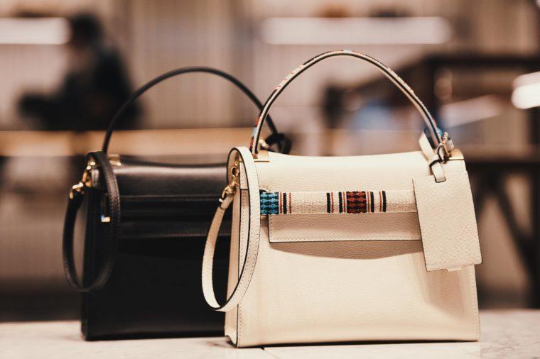 Elegant handbags