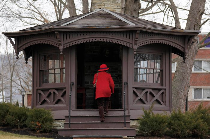 Travel Trip Twains Haven, Elmira, USA