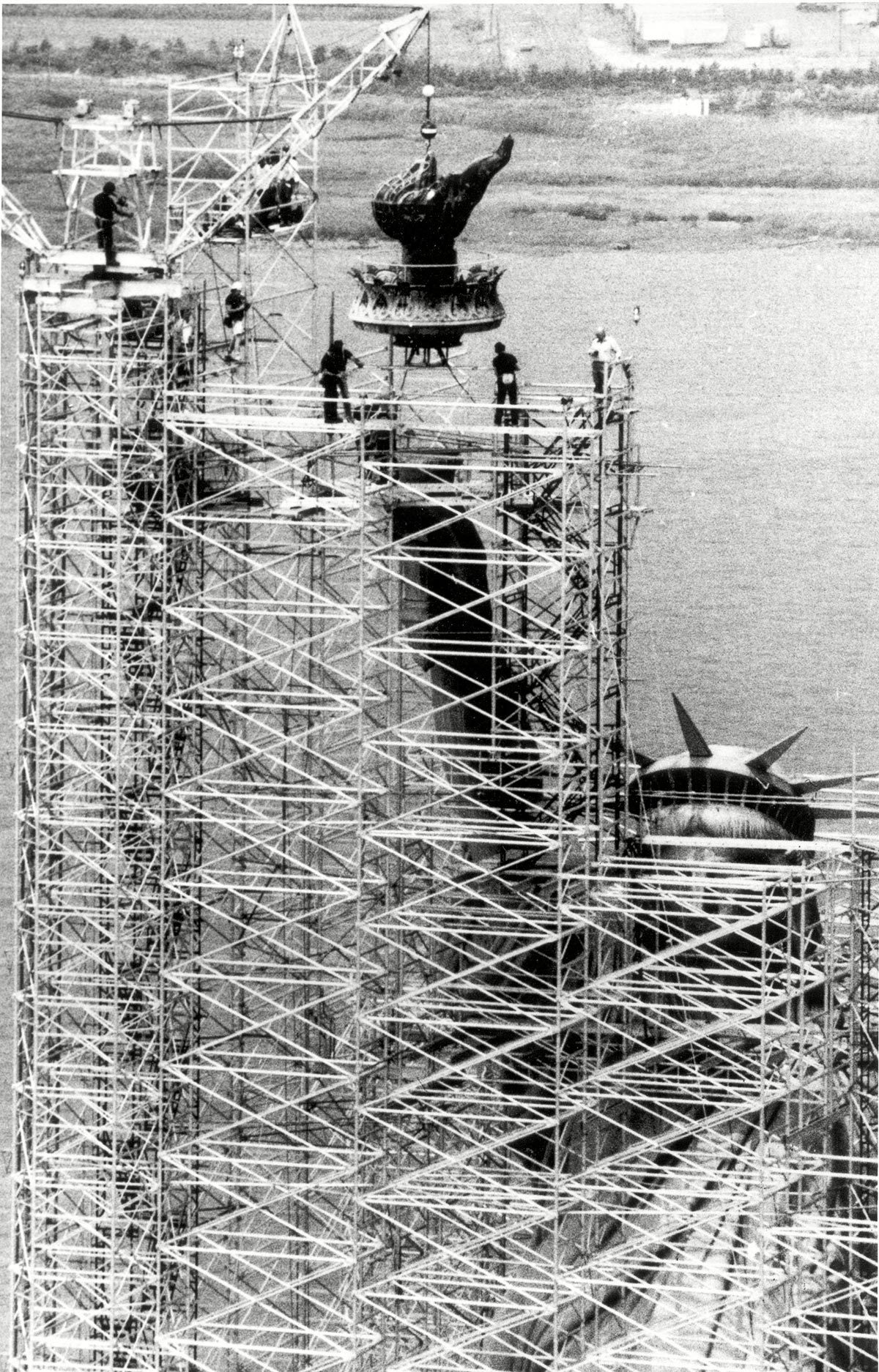 Scaffolding Law Costs, New York, USA