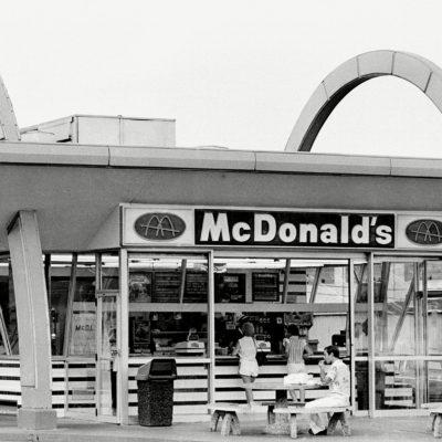 U.S. MCDONALDS ORIGINAL, BEAVER FALLS, USA