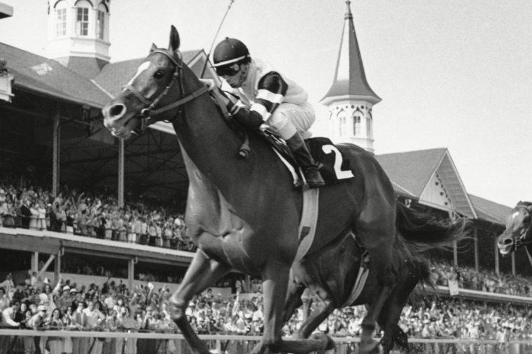 Triple Crown Horse Racing, LOUISVILLE, USA