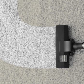 10 Places You're Not Vacuuming—But Should Be