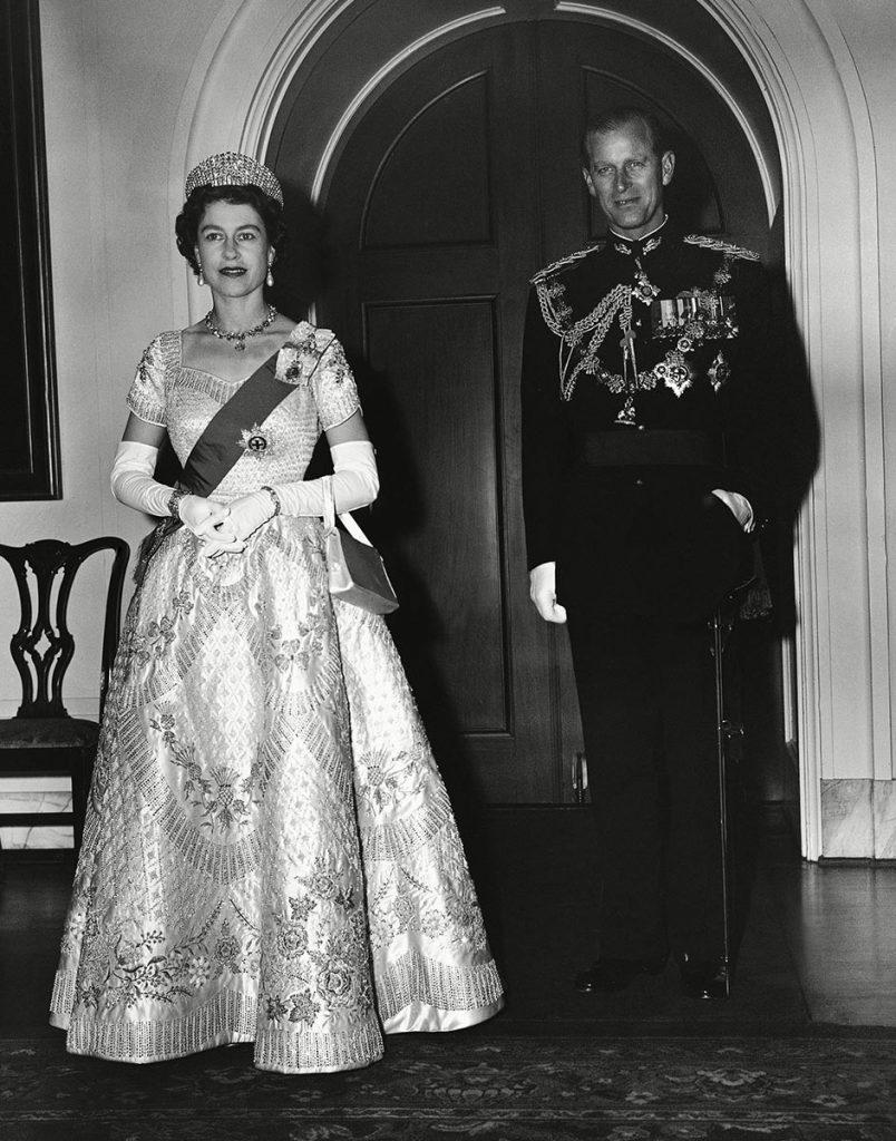 Queen Elizabeth II In Canada 1957, Ottawa, Canada