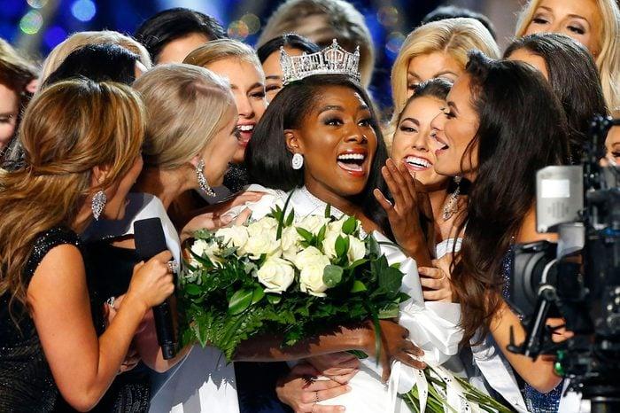 Miss America, Atlantic City, USA - 09 Sep 2018