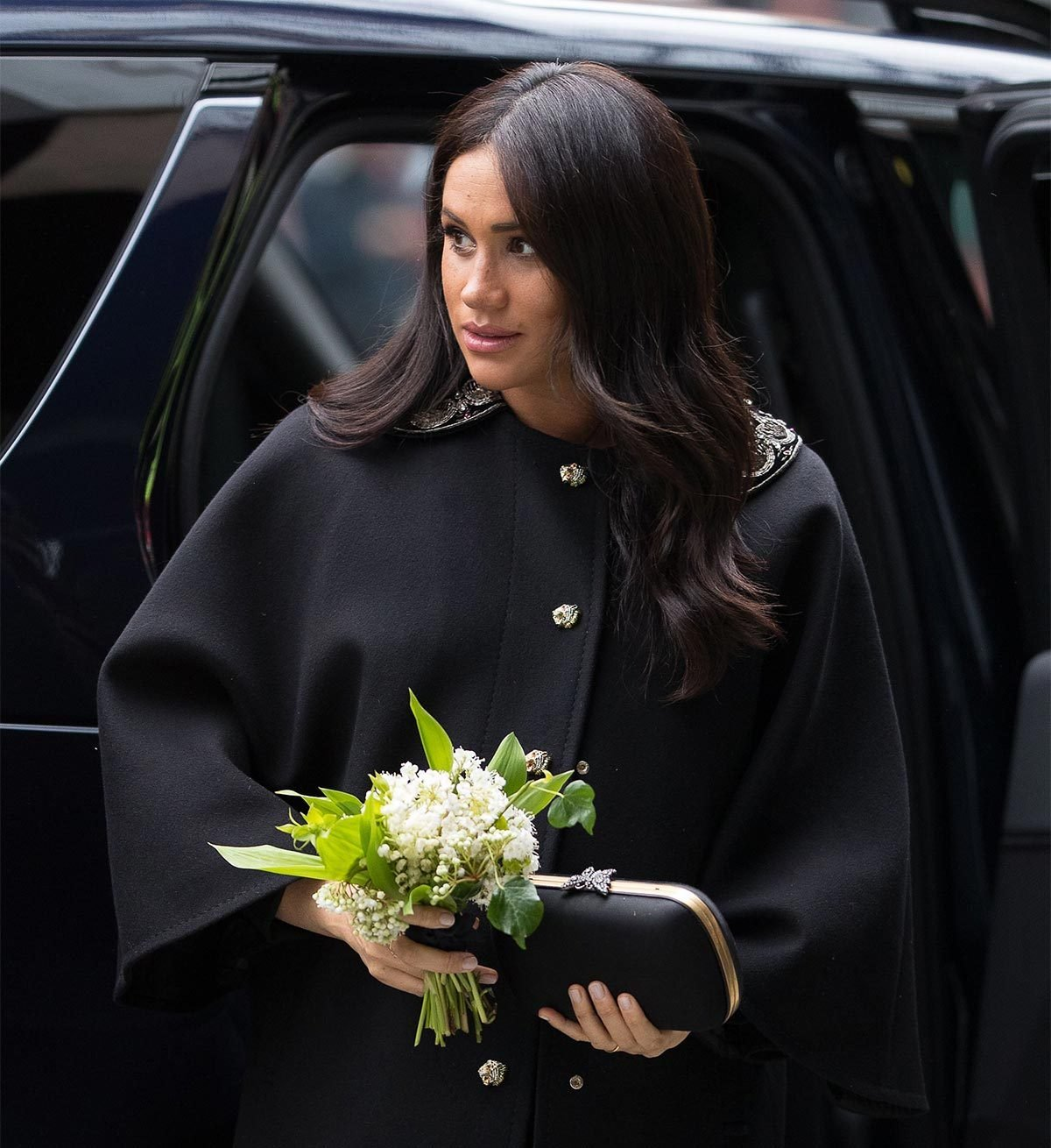 Why Meghan Markle Won't Be Taking Photos After Her Baby's