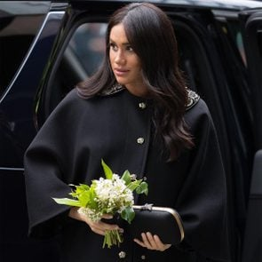 Prince Harry and Meghan Duchess of Sussex visit New Zealand House, London, UK - 19 Mar 2019