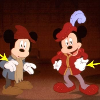 This Is Why Most Disney Characters Wear Gloves